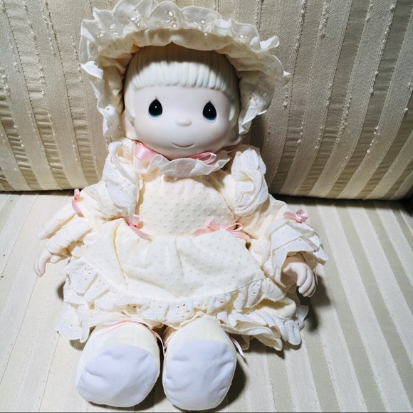 Precious Moments Other - Precious Moments cloth doll 15""